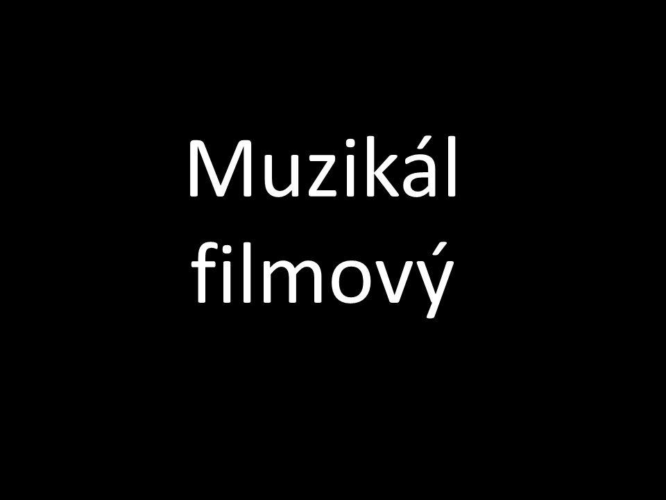 Muzikál filmový