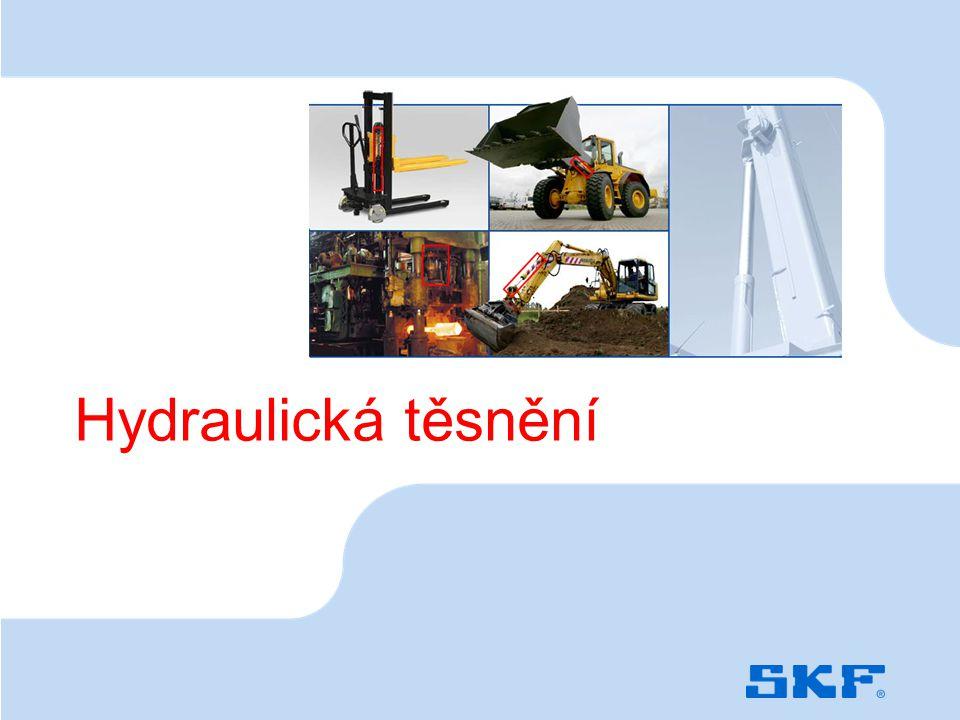 October 30, 2007 © SKF Group Slide 28 Hydraulická těsnění