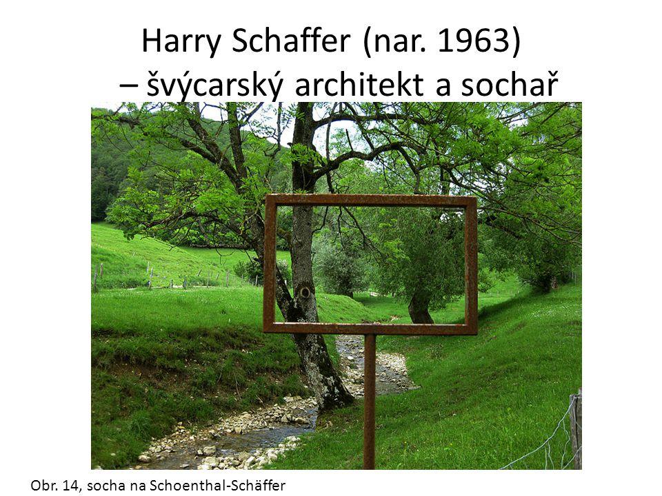 Derk den Boer (nar. 1954) – holandský umělec Obr. 15