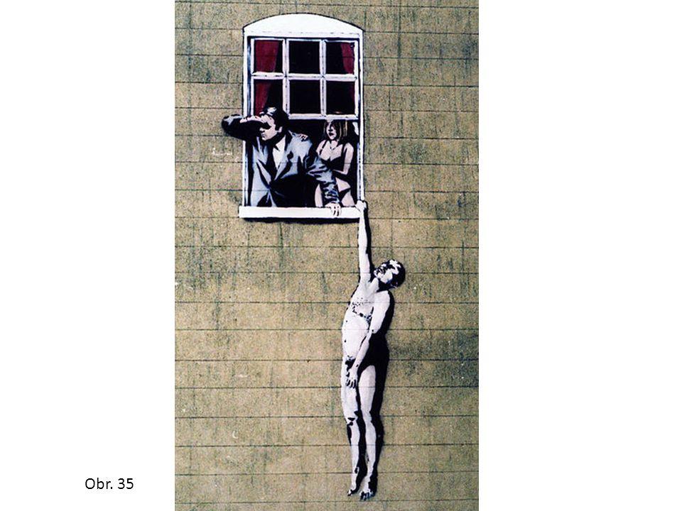 Diskutujte o tom, kde je hranice mezi vandalismem a street-artem.