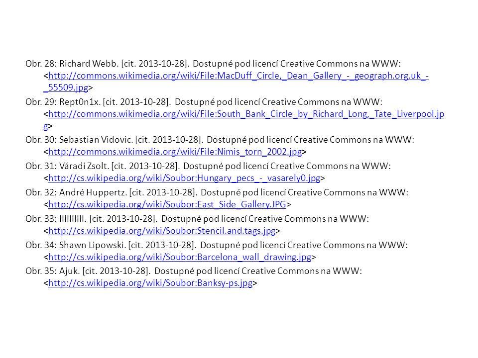 Obr.28: Richard Webb. [cit. 2013-10-28].