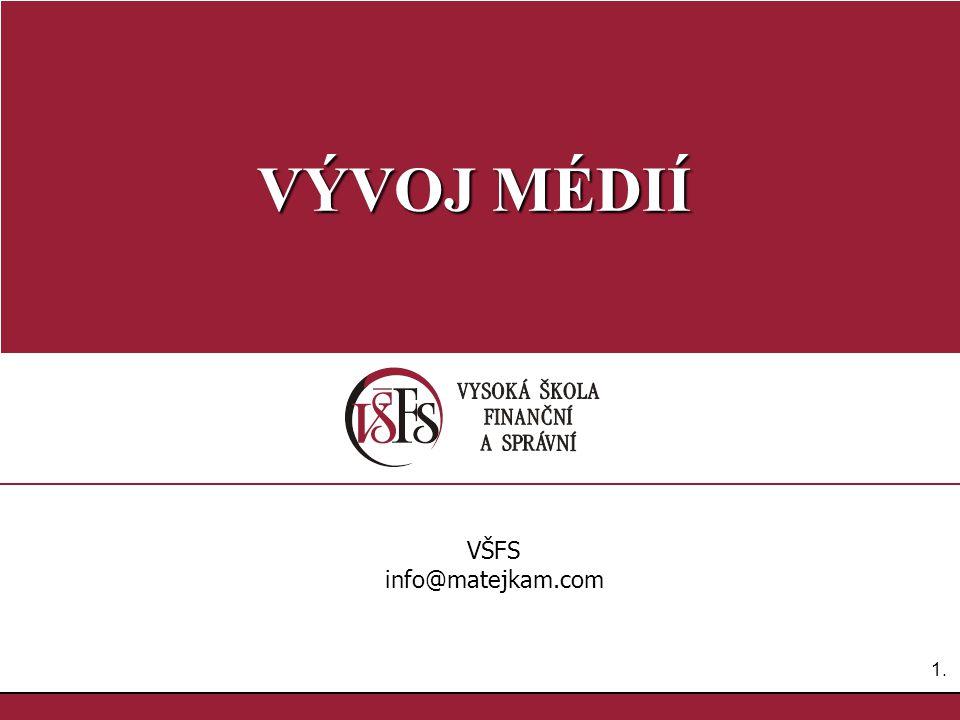 PaedDr.Emil Hanousek,CSc., 14002@mail.vsfs.cz :: 9.přednáška 5 Vznik rozhlasu a jeho vývoj.