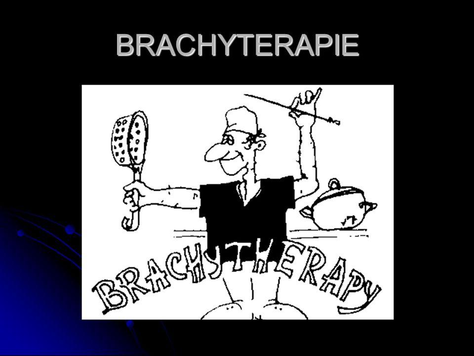 BRACHYTERAPIE Brachyterapie /Brachyradiotherapy/ je intrakavitární, intersticiální nebo povrchová radioterapie využívající jeden nebo více URZ.