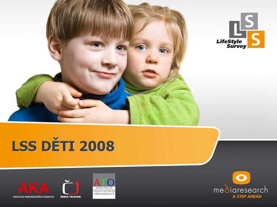 LSS DĚTI 2008