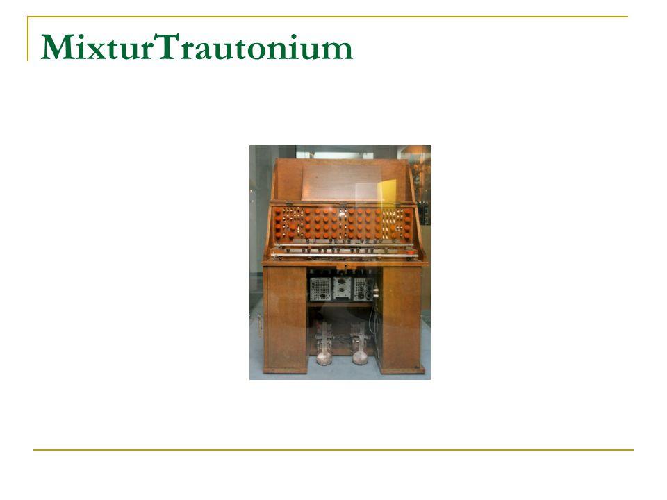MixturTrautonium
