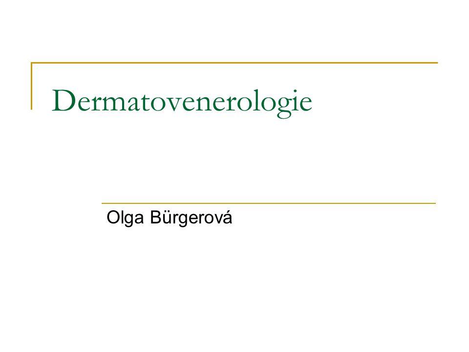 Dermatovenerologie Olga Bürgerová