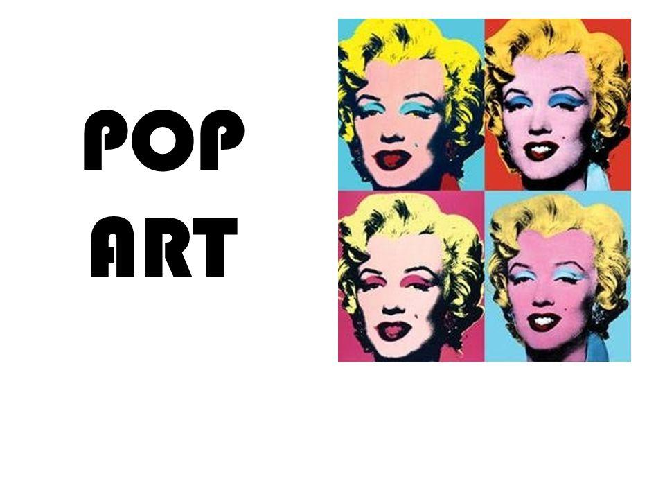 Umělecký směr ovlivněný populární hudbou, velkoměstskou kulturou a komerčním uměním (fotografie, plakát, film, reklama a komiksy).