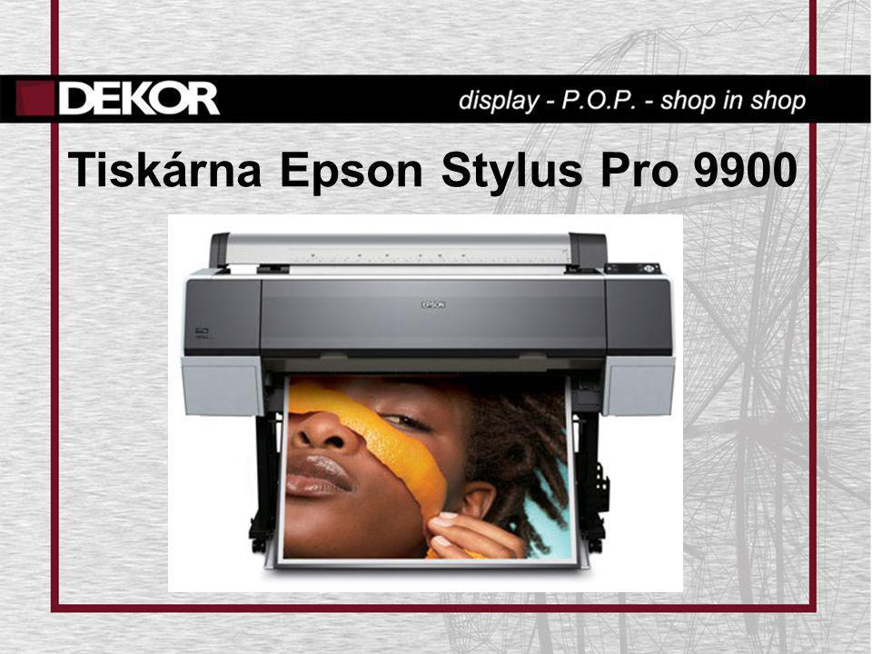 Tiskárna Epson Stylus Pro 9900