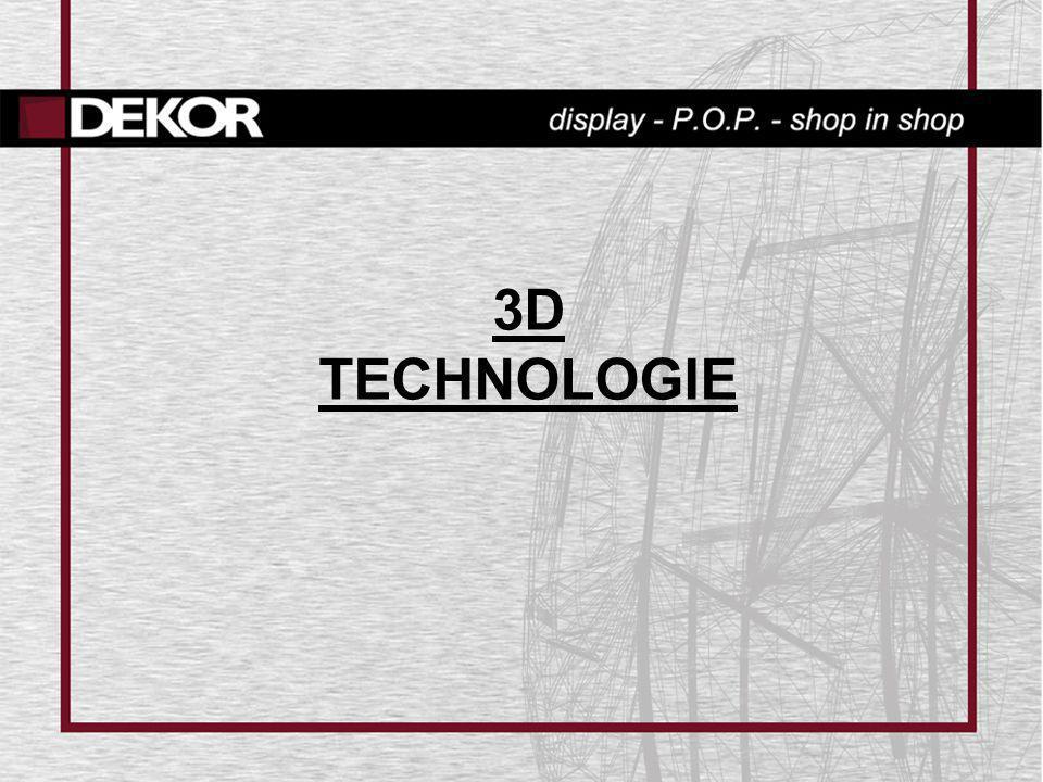 3D TECHNOLOGIE