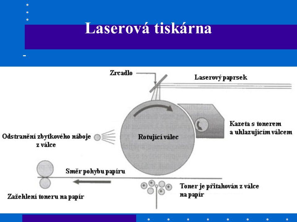 Laserová tiskárna -