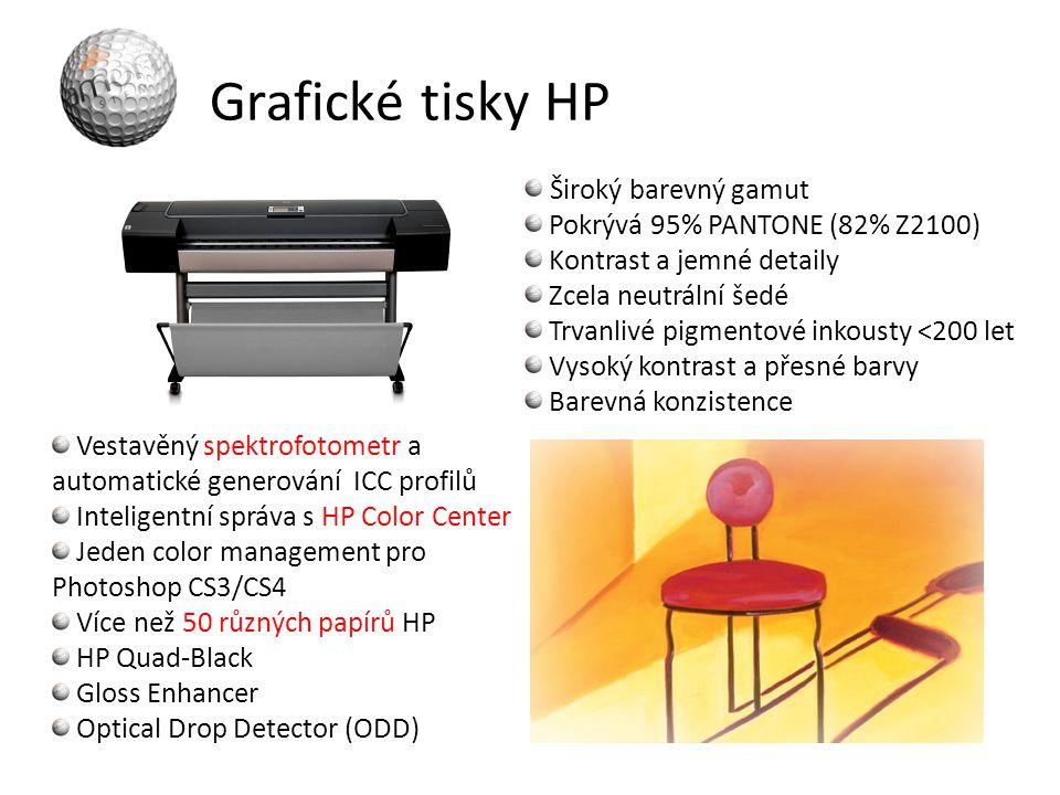 HP LFP technická tisková média