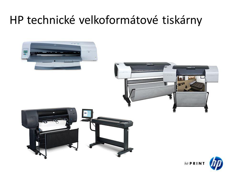 Porovnání ceny tisku B&W technologie a HP Designjet * počítáno na 5-letý životní cyklus zařízení •LOW BW - Océ TDS320, Xerox 6204, BW copier •HI BW - Océ TDS700, Xerox 510