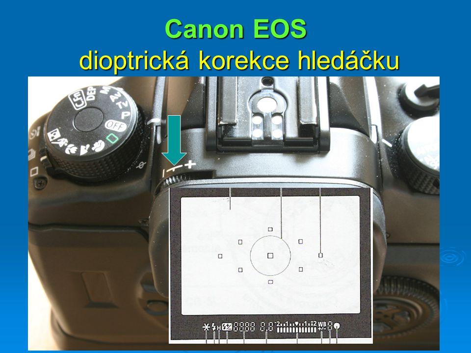 Nasazení a sejmutí objektivu Uvolňovací tlačítko objektivu