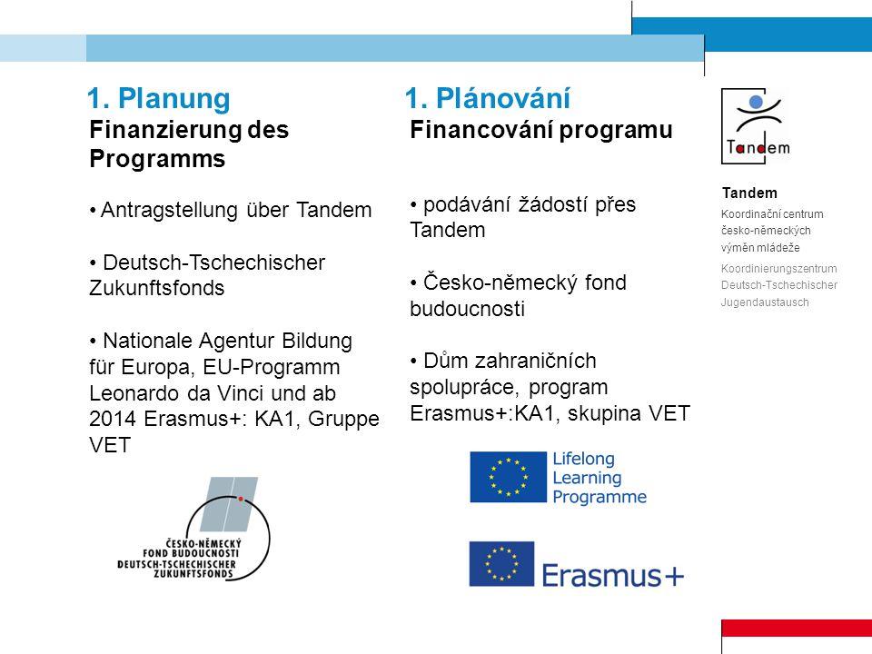 Das deutsch-tschechische Jugendportal Česko-německý portál pro mládež.