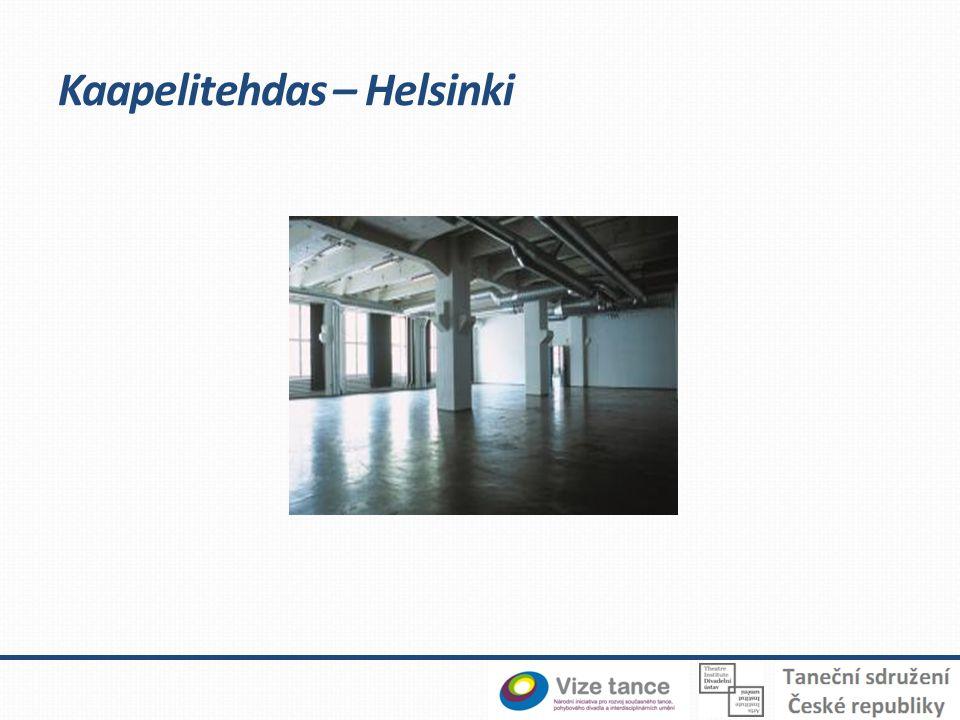 Kaapelitehdas – Helsinki