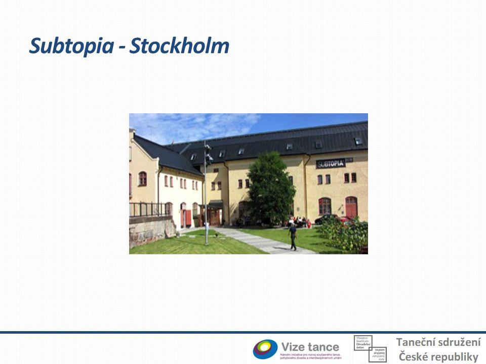 Subtopia - Stockholm