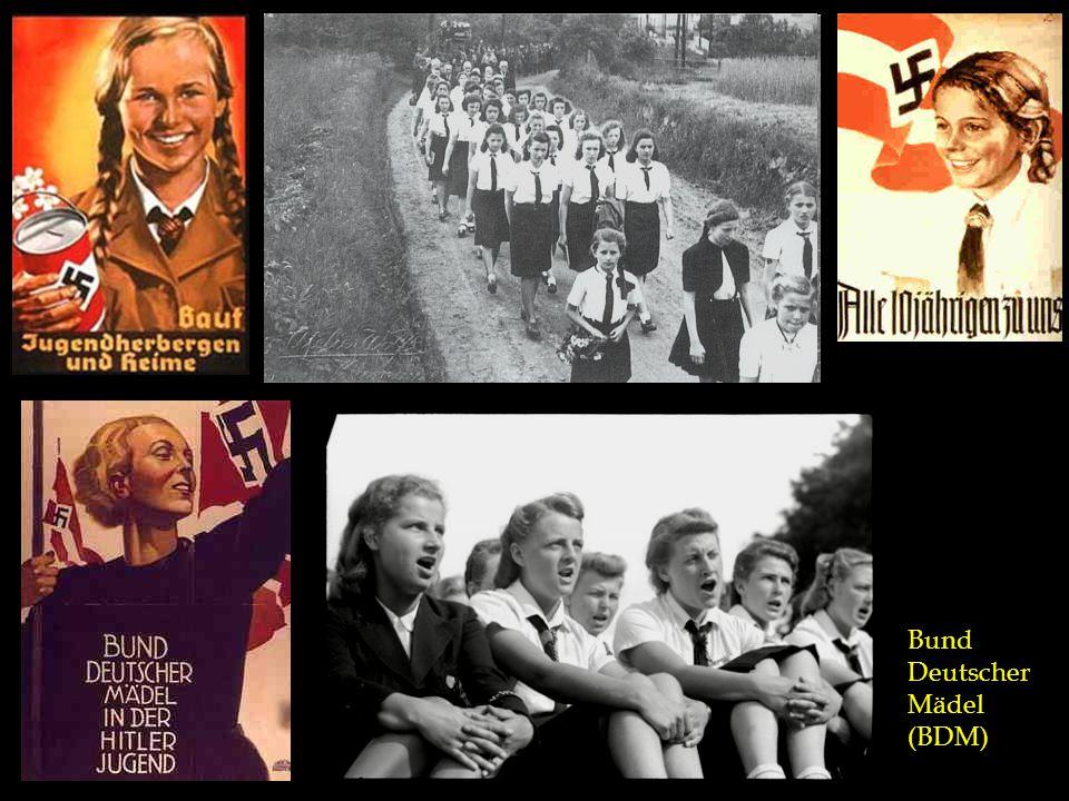 Bund Deutscher Mädel (BDM)
