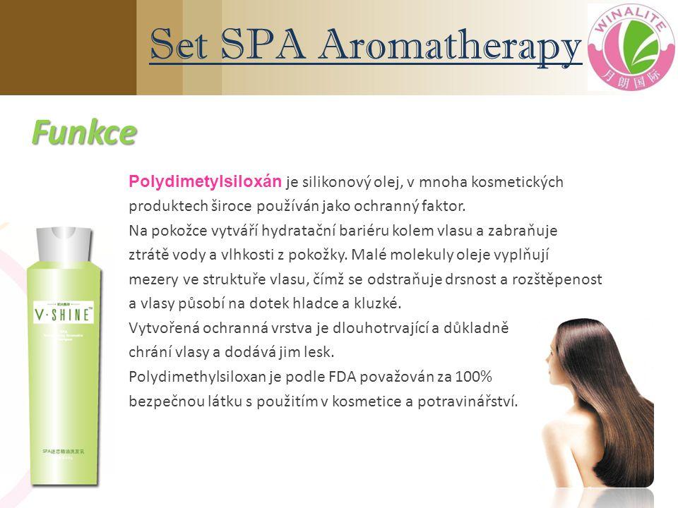 Polydimetylsiloxán je silikonový olej, v mnoha kosmetických produktech široce používán jako ochranný faktor.