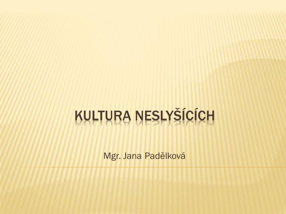 Mgr. Jana Padělková