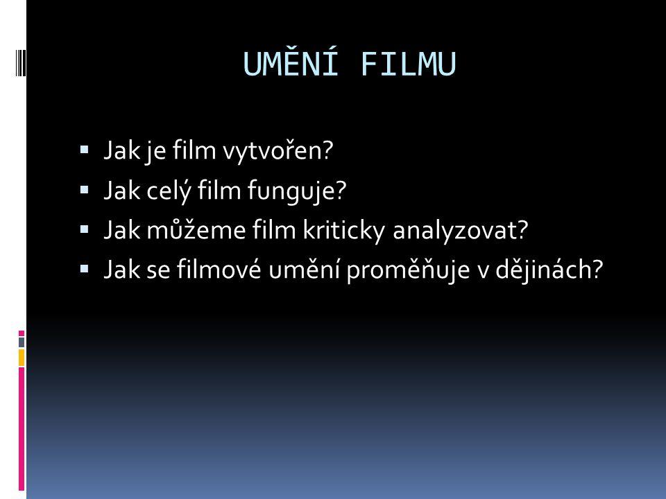 """FILM A JEHO HISTORIE  Není žádná """"superhistorie , ale mnoho historií  Film je zároveň:  uměleckou formou  ekonomickým produktem  kulturním produktem  technologií"""