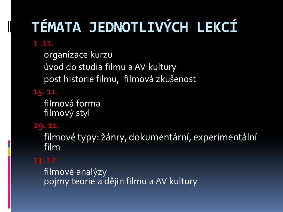 PODMÍNKY UDĚLENÍ ZÁPOČTU 1) četba tří zadaných textů (nebodováno, zjišťováno na začátku dne výuky testem, ke stažení na http://lide.fmk.utb.cz ) http://lide.fmk.utb.cz 2) prezentace (zkouškové období, 4 skupiny, max.