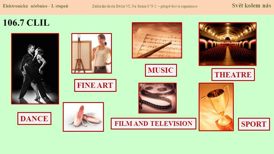 106.7 CLIL Elektronická učebnice - I.