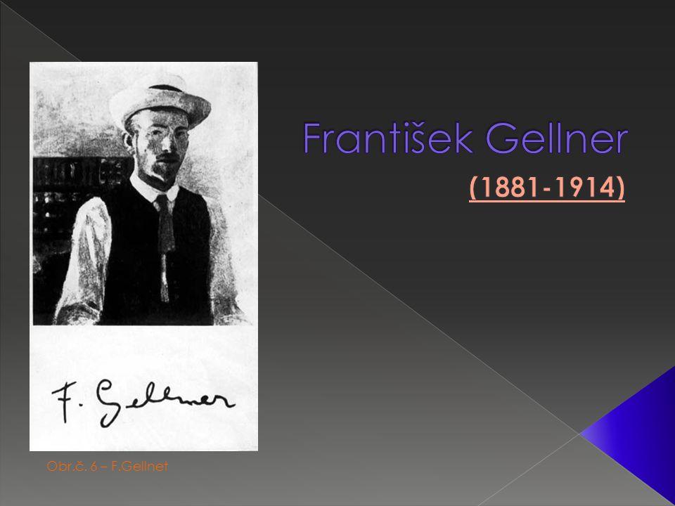 Obr.č. 6 – F.Gellnet