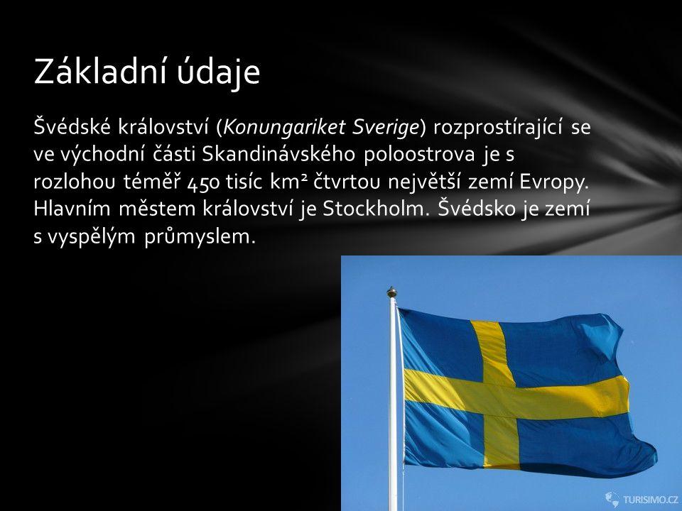 Ještě v devatenáctém století bylo Švédsko na vrcholku žebříčku nejchudších evropských států.