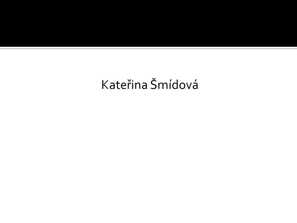 Kateřina Šmídová