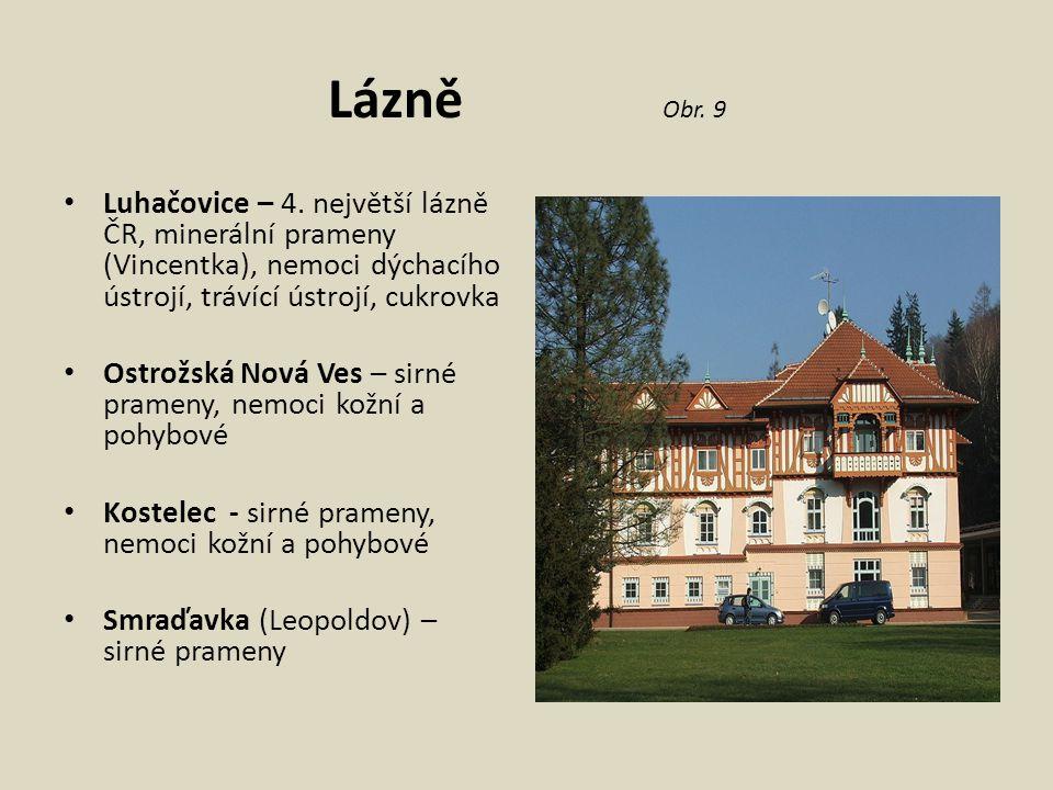 Lázně Obr.9 • Luhačovice – 4.