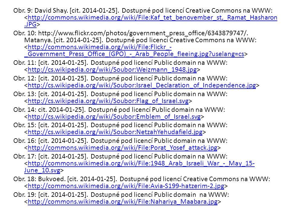 Obr. 9: David Shay. [cit. 2014-01-25]. Dostupné pod licencí Creative Commons na WWW: http://commons.wikimedia.org/wiki/File:Kaf_tet_benovember_st,_Ram
