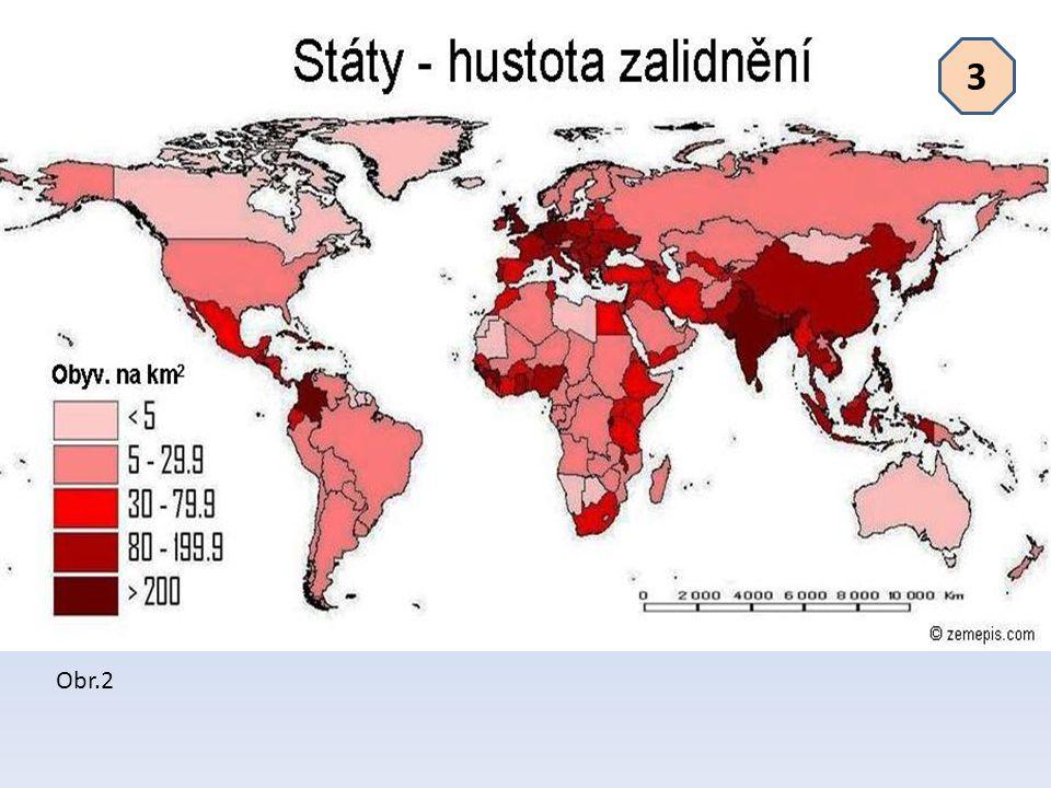 Vývoj počtu obyvatel ve světě a Asii, prognóza vývoje (v tisících).