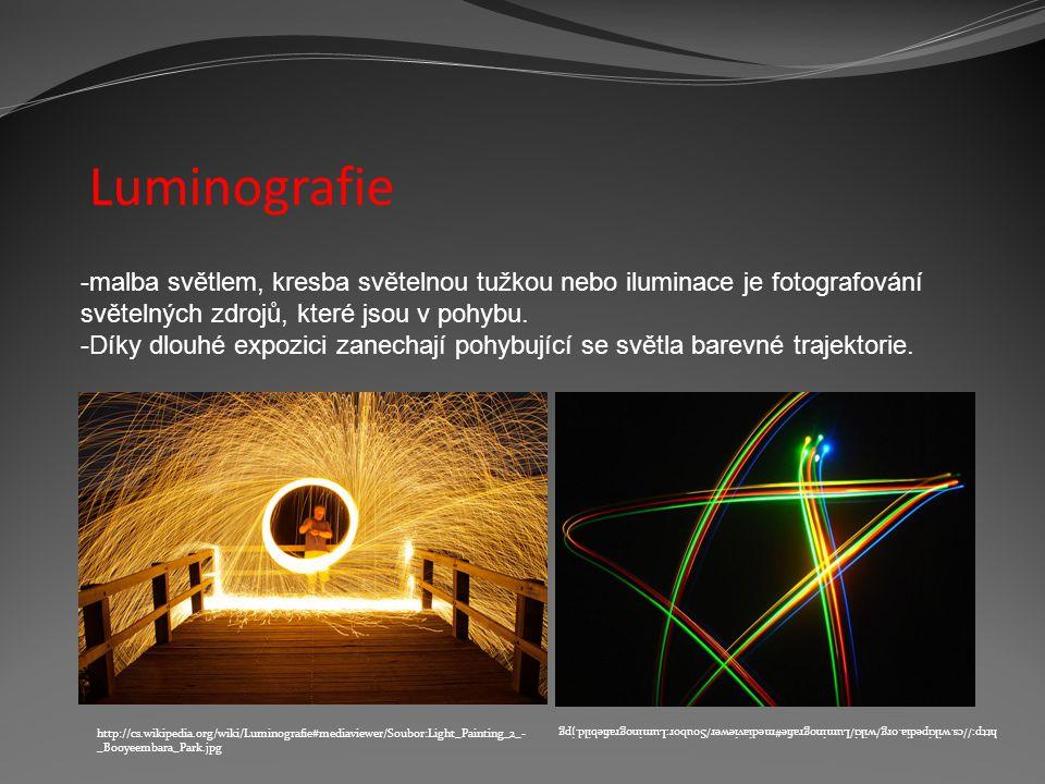 http://cs.wikipedia.org/wiki/Luminografie#mediaviewer/Soubor:Luminografiebild.jpg http://cs.wikipedia.org/wiki/Luminografie#mediaviewer/Soubor:Light_P