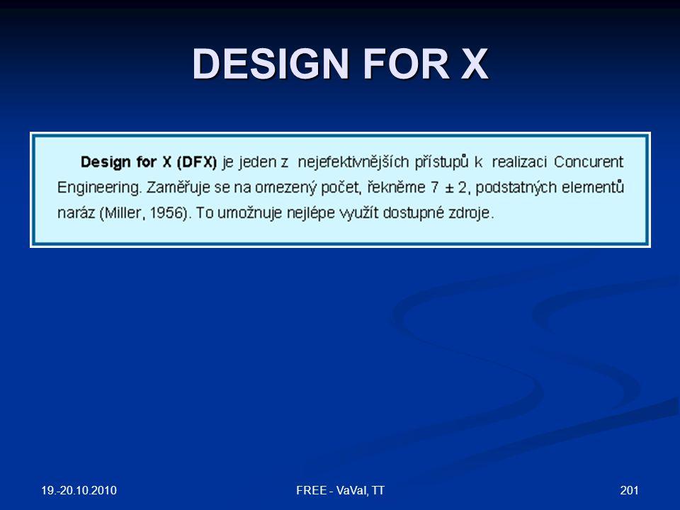 DESIGN FOR X 19.-20.10.2010 201FREE - VaVaI, TT