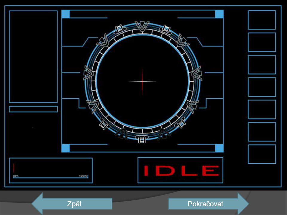 Iris U pozemské Hvězdné brány je z bezpečnostních důvodů nainstalován pouhé 50 mikrometrů od červí díry speciální uzavíratelný štít z Titanu.