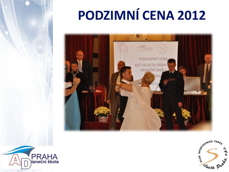 PODZIMNÍ CENA 2012