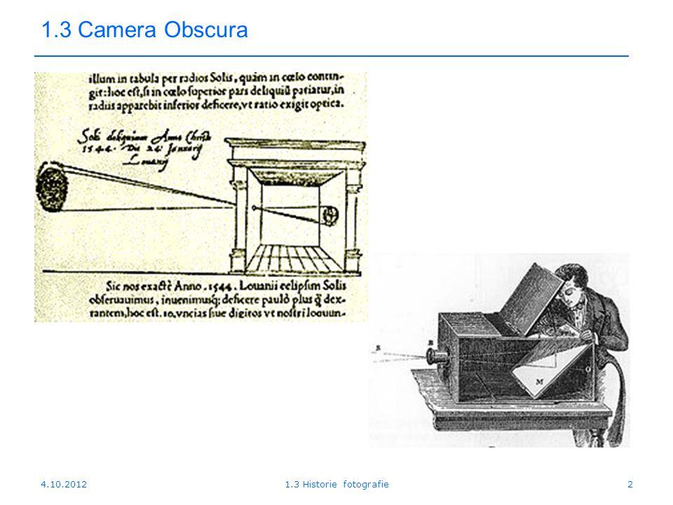 4.10.20121.3 Historie fotografie23 1.3 Business cards, 1880
