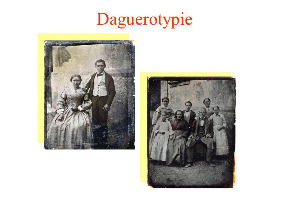 Daguerotypie