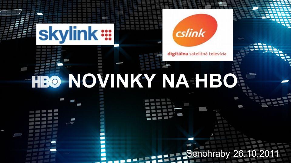 NOVINKY NA HBO Senohraby 26.10.2011