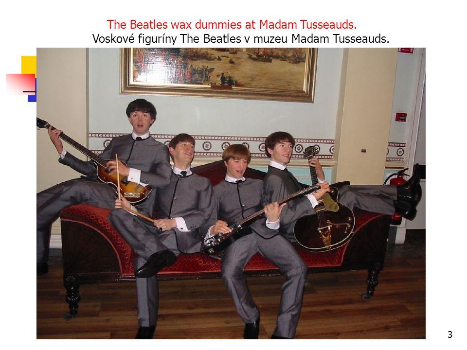 John Lennon Paul Mc Cartney George HarrisonRingo Starr 4