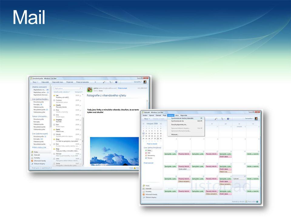 Writer  Usnadňuje sdílení fotografií a videí v blogu v prostředí Windows Live Spaces  Umožňuje zobrazit náhled všeho, co do je do blogu přidáváno, takže je předem vidět, jak budou vypadat písma, mezery, barvy a obrázky ještě před publikováním  Pomůže publikovat videa ve službě MSN Soapbox či YouTube a vložit je do blogu