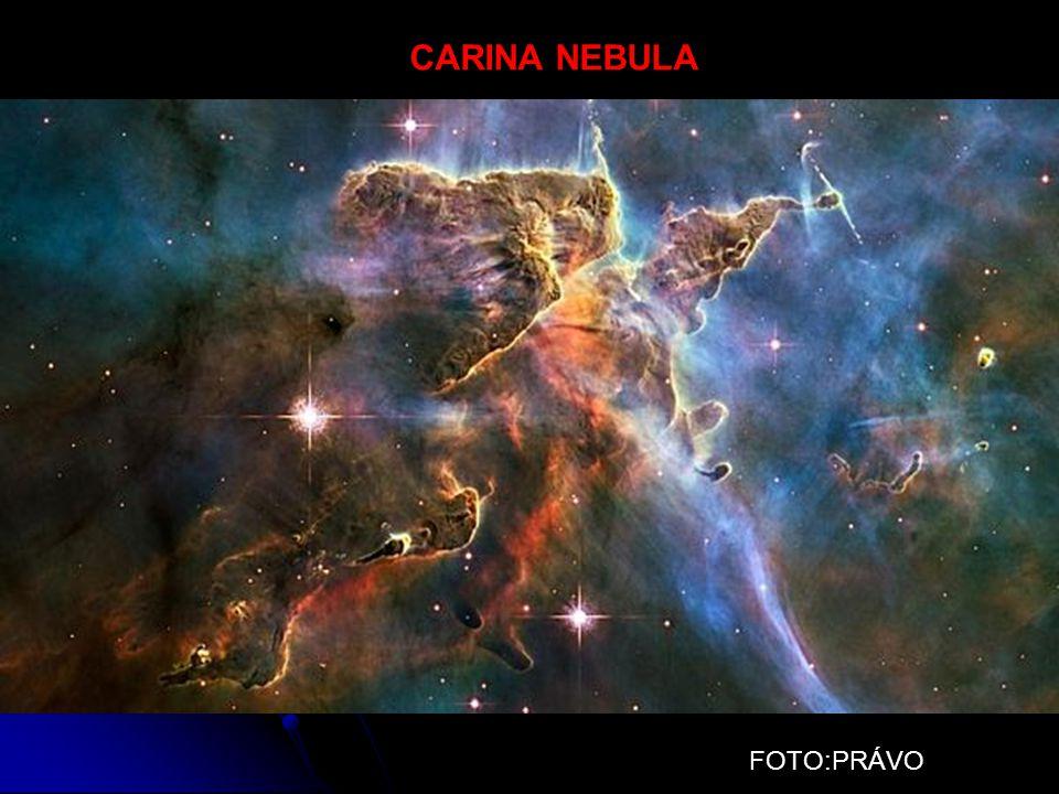 CARINA NEBULA FOTO:PRÁVO