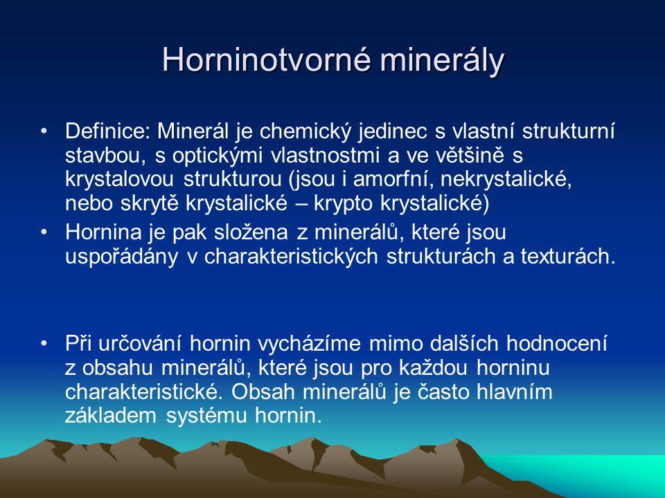 Jak určíme minerál, podle čeho můžeme minerál určit, co nám pomůže.