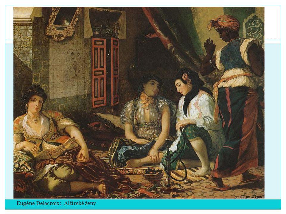 Eugène Delacroix: Alžírské ženy