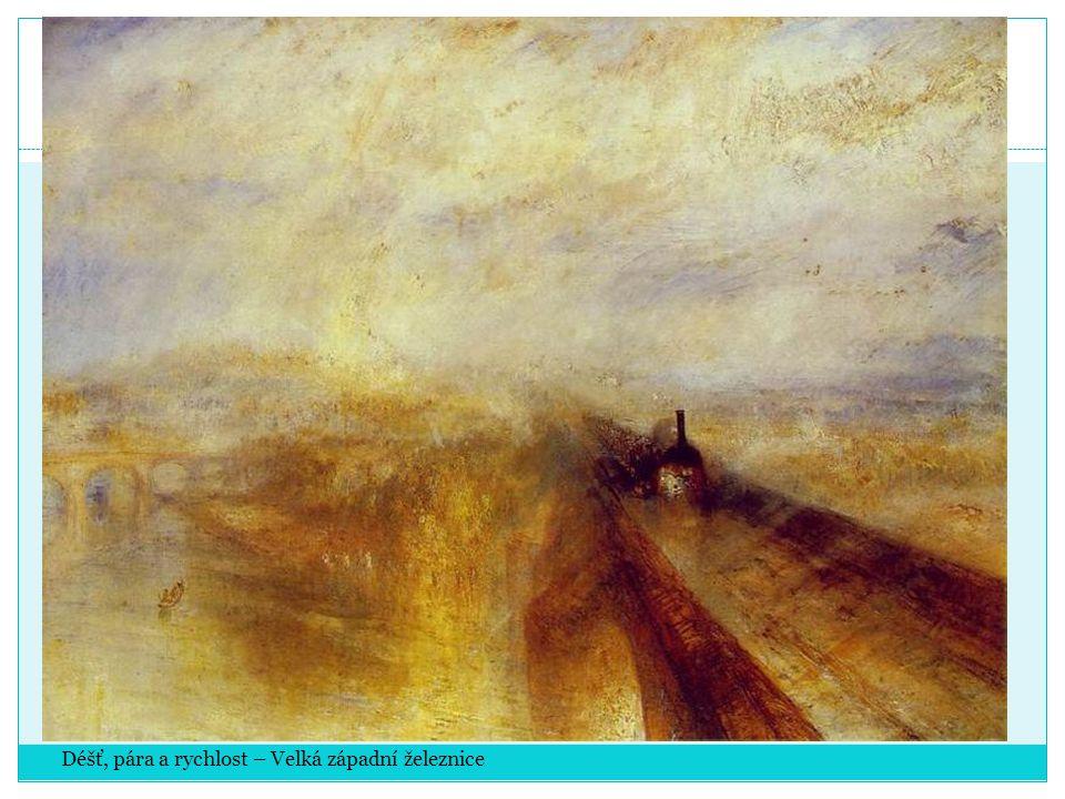 Déšť, pára a rychlost – Velká západní železnice