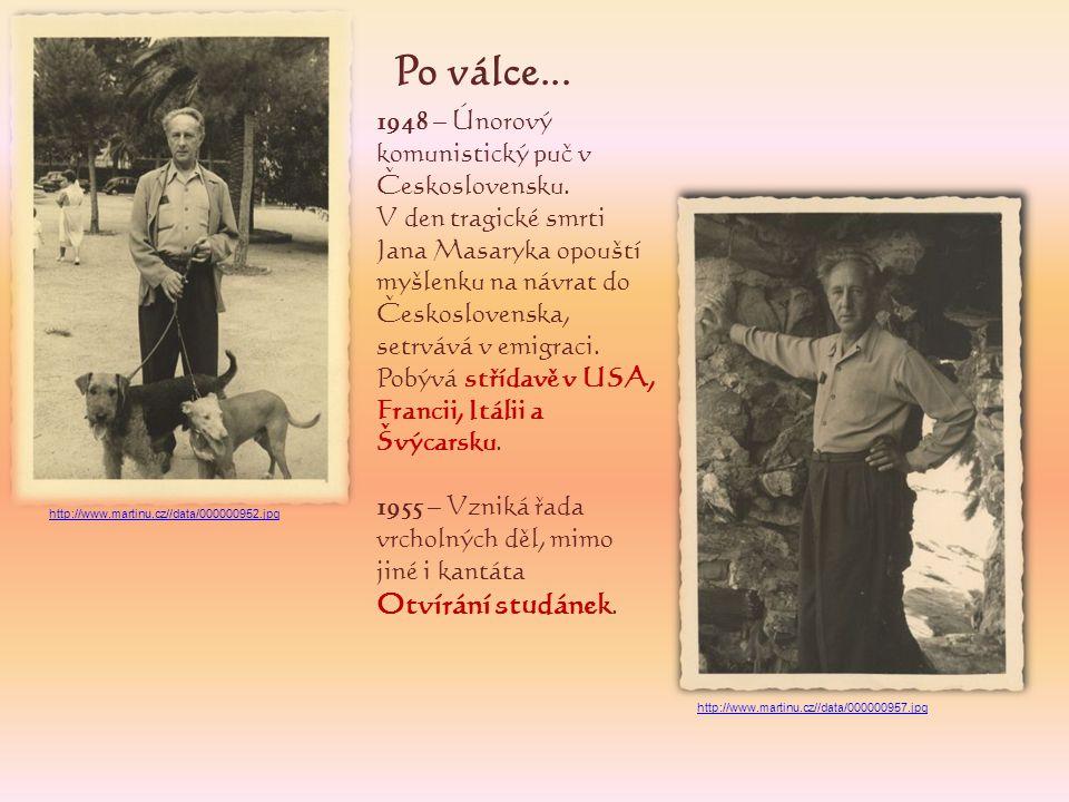 28.srpna 1959 umírá v kantonální nemocnici v Liestalu u Basileje.