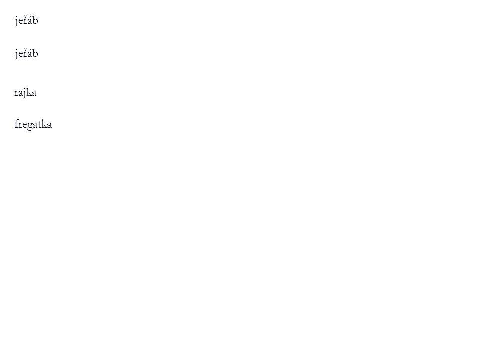 rajka jeřáb fregatka