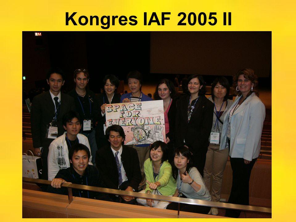 Kongres IAF 2005 II