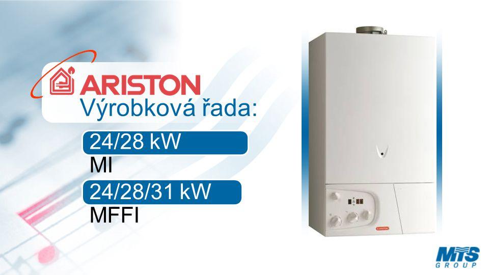 24/28 kW MI 24/28/31 kW MFFI Výrobková řada: