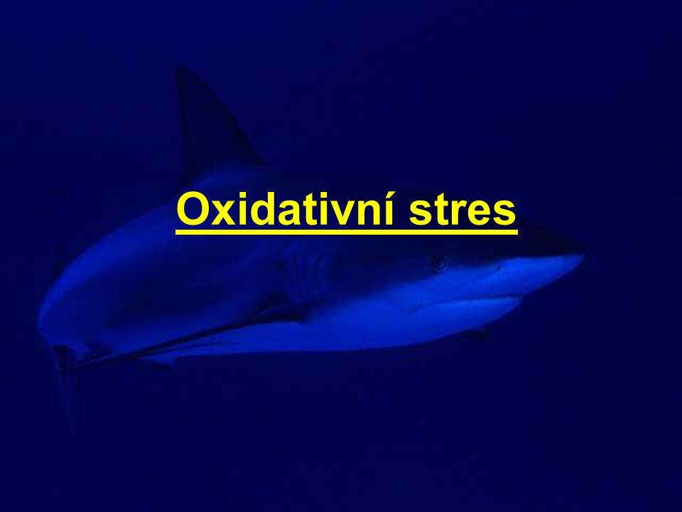 1 Oxidativní stres
